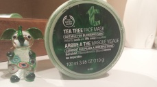 Maschera viso alla melaleuca di Body Shop