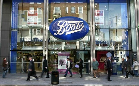 Boots Flagship