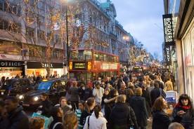 Oxford Street - Cuore dei piu grandi negozi