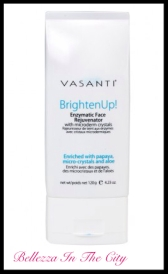 BrightenUp! Enzymatic Face Rejuvenator della Vasanti