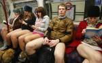 No Pants Day - London 2012 - The Telegraph