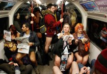 No Pants Day - London 2012 - Telegraph