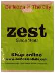 Zest - Health + Gifts Shop - Shopping Bag