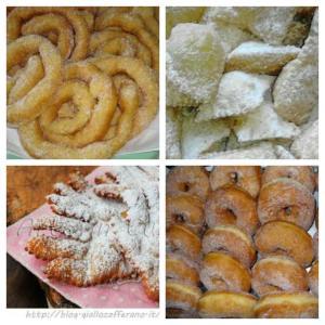 Dolci di Carnevale in Sardegna