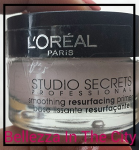 Studio Secrets Professional Primer di L'Oreal