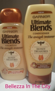Garnier Ultimate Blends – Honey Treasures