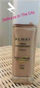 Almay Clear Complexion: Foundation