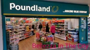 Pound Shop a Londra