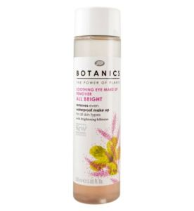 Botanics All Bright Eye Soothing Eye Make Up Remover