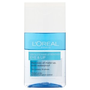 L'Oreal Absolute Eye & Lip Make Up Remover