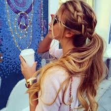 Hairstyle Summer 2015 - 1