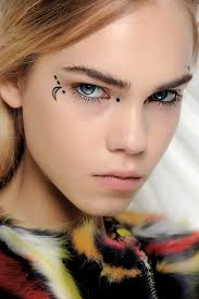 Trend Autunno 2015 - Goth Makeup 01