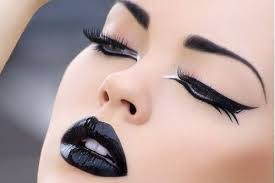 Trend Autunno 2015 - Goth Makeup 05
