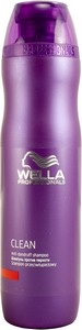 WELLA CLEAN ANTI DUNDRUFF SHAMPOO