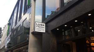 Lush - Oxford Street Londra