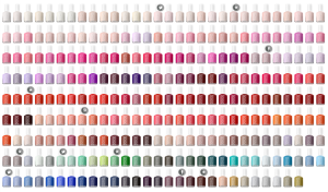 Essie Nail Polish Colours