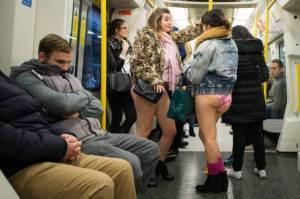 No Pants Ride - Credit Metro