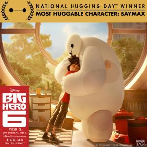 The Most Huggable of 2015