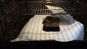 Henne' di Lush - In forno