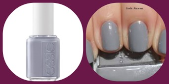 Essie - Grey Cocktail bling