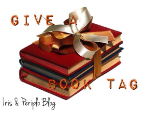 Give A Book - Tag