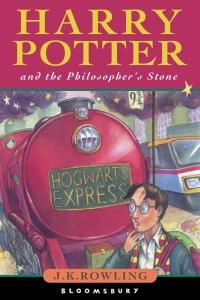 Harry Potter di J K Rowling