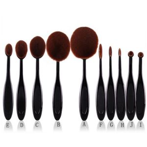 Pro Oval Brushes - Kit