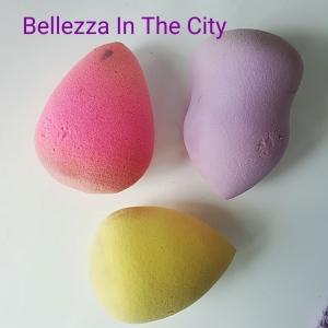 I mille usi delle spugnette beauty sponges