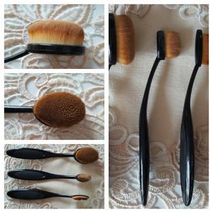 Pro Oval Brushes - Kit