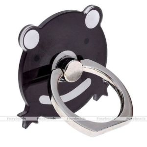 360 Rotation New Bear Finger Grip Ring Mount Holder Stand Sticker for Cell Phone