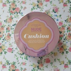 Fondotinta Nude Magique Cushion di L'Oreal