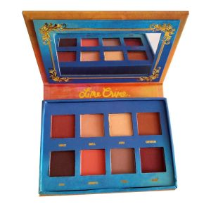 New Lime Crime Venus The Grunge Eyeshadow Palette