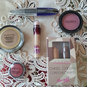 Mini Makeup Haul da Superdrug
