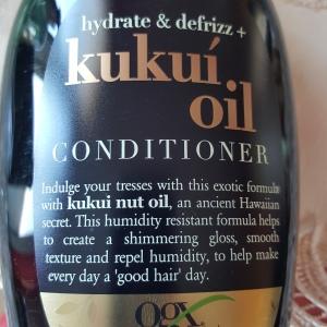 Balsamo per Capelli Kukui Oil della OGX