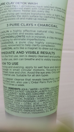 Pure-Clay-Detox-Wash-loreal-ingredients-bellezzainthecity