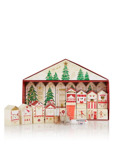 Marks&Spencer-Advent-Calendar-2017-bellezza-in-the-city
