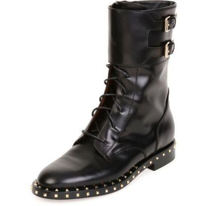 Valentino - Biker Boots - Credit Pinterest