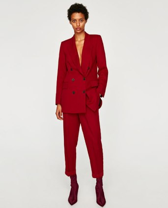 Zara_Uk-Red-Suit-bellezza-in-the-city