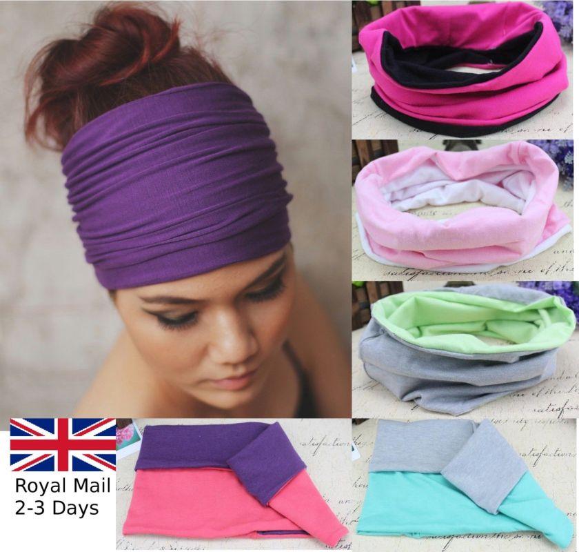 Ebay - Yoga Headband-bellezza-in-the-city