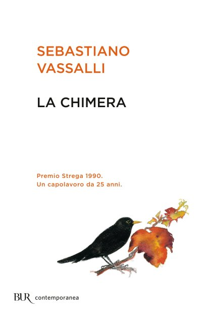 Ebook - Sebastiano Vassalli - La Chimera - Amazon