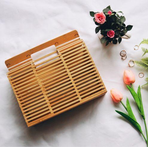 Nara-Rectangular-Bamboo-Rattan-Wicker-Top-Handle-Holiday-Beach-Basket-Box-Bag-Ebay-bellezza-in-the-city