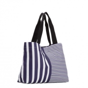 Carpisa - Striped bag Menta