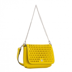 Carpisa Women Shoulder Bag Yellow