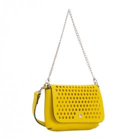 Carpisa Women Shoulder Bag Yellow