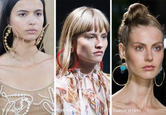 Hoop Earrings SS2018