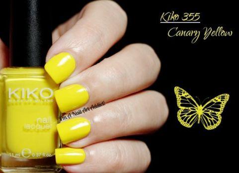 Kiko - Nail Lacquer - Credit Pinterest
