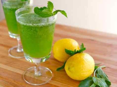 Lemon Drink - Credit Tori Avey