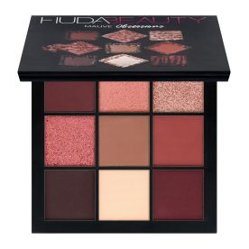 Huda-Beauty-Mini-Eye-Shadow-palette-Mauve-Obsessions-Bellezza-In-the-City