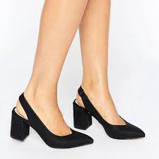 SlingBack Shoes - London Rebel - Asos