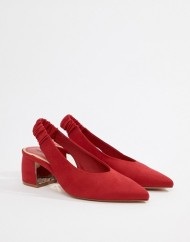 SlingBack Shoes - Red Stradivarious - Asos